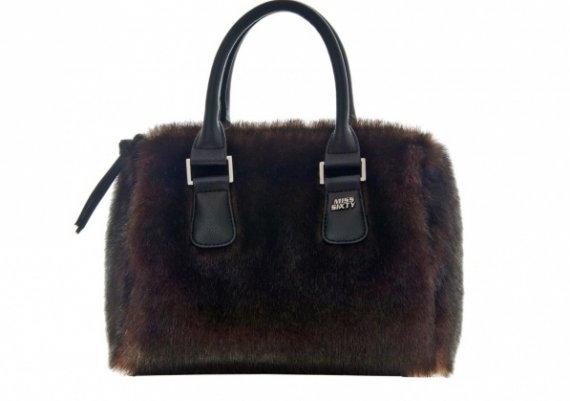 Чанта 2012: с кожи и пухчета