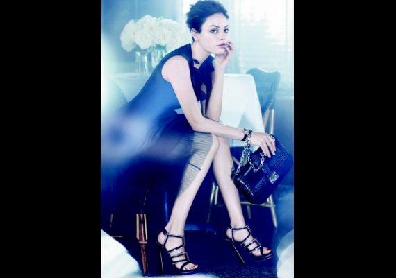 Очарователната Мила Кунис – новото лице на Dior