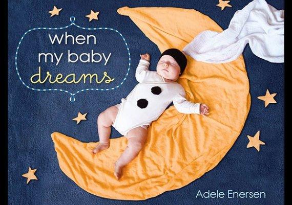 Какво сънуват бебетата? (снимки)