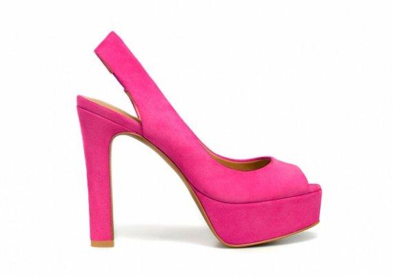 Обувки 2012: С отворени пръсти