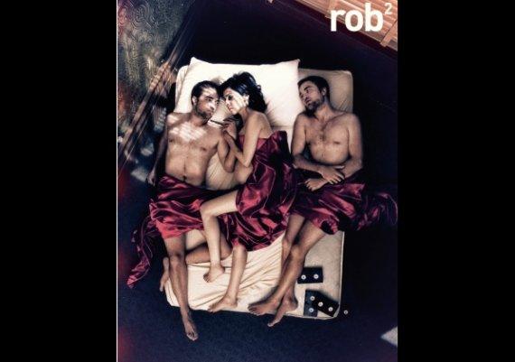 Робърт Патинсън – гол! (снимки)