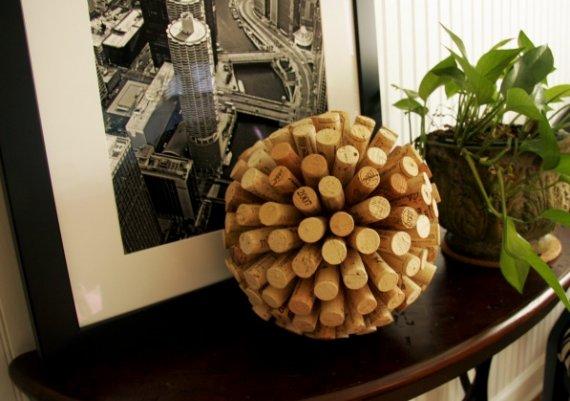 Готини идеи за дома с коркови тапи