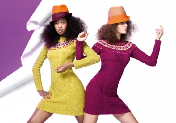Зимни шапки 2013: Ретро и закачливи