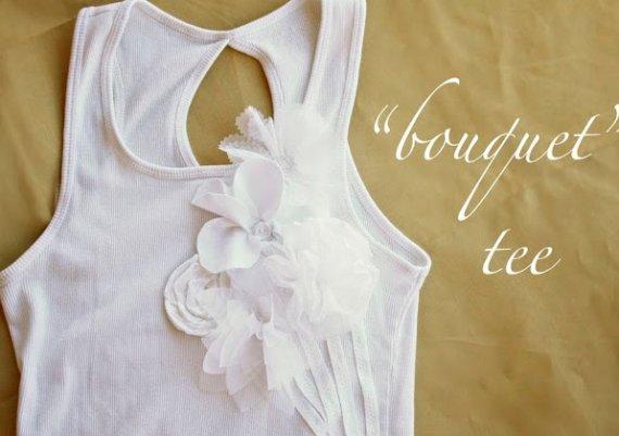 Украсете обикновената си блуза