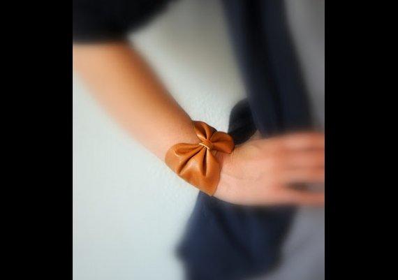 Направи си сама: Гривна-панделка