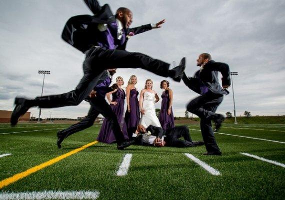 Най-хубавите сватбени снимки