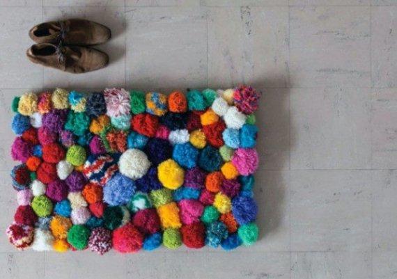 Страхотни идеи за ръчно направени килимчета