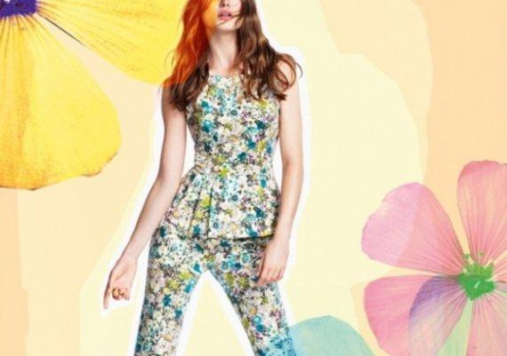 Панталони с цветя, хитът на сезона