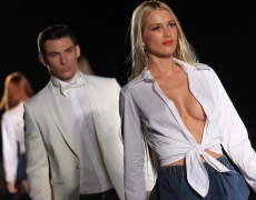Mъжки ризи в женския гардероб