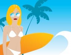 Козметиката и лятната отпуска