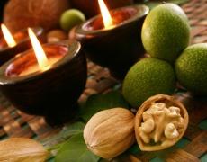 Орехи за сухата кожа