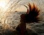 Слънцезащитен спрей за коса