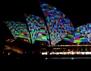 Светлинно шоу в Сидни