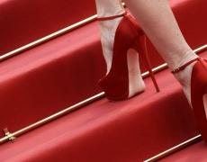 Обувки със сменящи се токчета