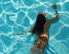 Подводна орална любов