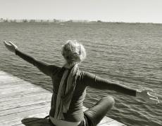 Отслабване с дихателна гимнастика
