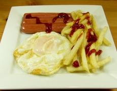 Основното хранене е закуската
