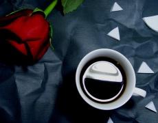 Свежо! Кафе с аромат на портокал