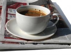 """Чаша индонезийско кафе за """"Добро утро"""""""