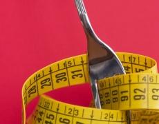 Нова диета с вилица