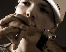 Мъжът татуировка