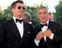 Джордж Клуни надяна брачните окови... в реклама