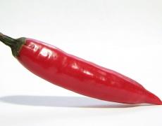 Маска за нокти с червен пипер