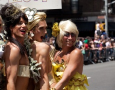 Аман от гей паради!
