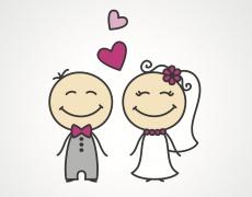 Най-подходящите зодии за брак