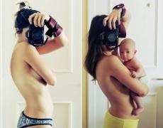Снимките, които ще разтопят сърцето на всяка жена
