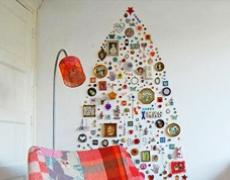 Направете Коледата си вълшебна с оригинално коледно дръвче