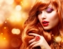 Красива и женствена празнична прическа (видео)