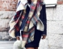 Модният хит на сезона: Кариран шал