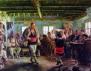 Когато се танцуват български танци, стреса и проблемите не се хващат на хорото