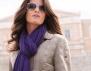 4 начина как да носим шал с зимното си палто (видео)
