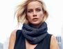 3 страхотни идеи как да носите шал през зимата (видео)