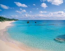 Неземно красивите розови плажове по света (снимки)