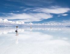 Там, където небето прегръща Земята (снимки)