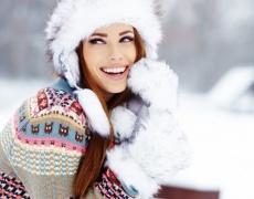 Как да се погрижите за премръзналата кожа през зимата?