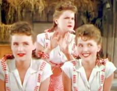 Нечовешки добър танц от 1944 г. (видео)