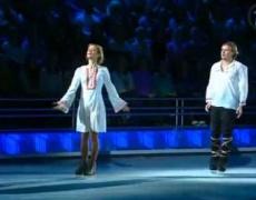 Албена Денкова и Максим Стависки отново прославиха България (видео)