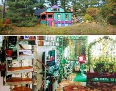 5 от най-нестандартните и артистични домове в света