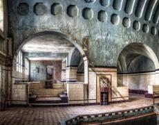 Спомени от една забравена България – банята в Овча купел (Снимки)