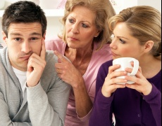 Как да запазите прилични отношения с вашата свекърва?