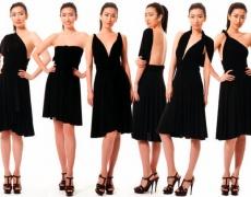 1 рокля, над 50 начина да я носите!