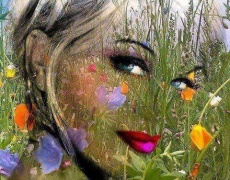 Какво цвете е жената според рождения й ден?