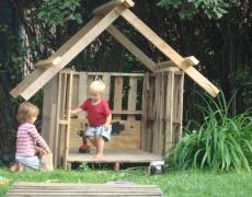 3 супер идеи за детски мебели от палети