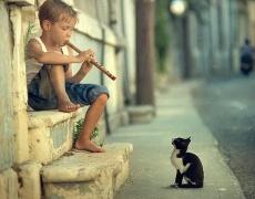 Как децата отговарят на въпросите, които вълнуват човечеството?
