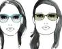Идеалните слънчеви очила според формата на лицето