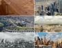 18 града, които са се променили до неузнаваемост